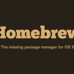 Homebrew 2.2.1 released, package manager on MacOS
