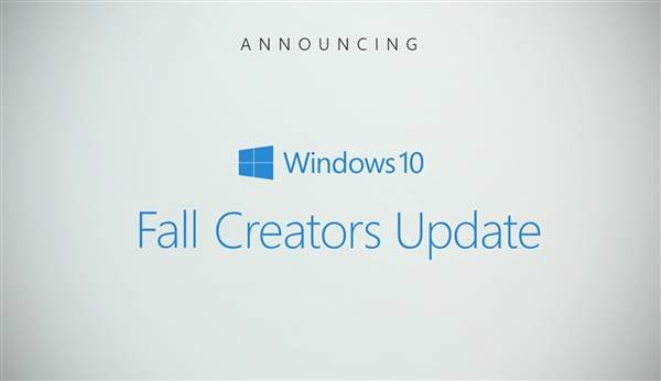 Windows 10 Fall Creator Update