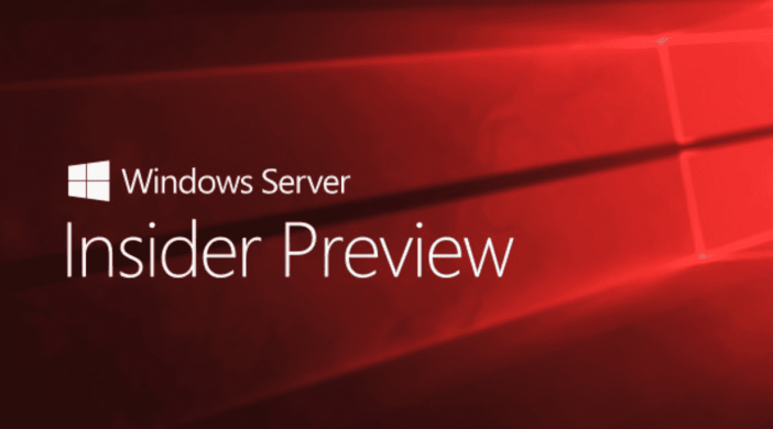 Windows Server Build 17035