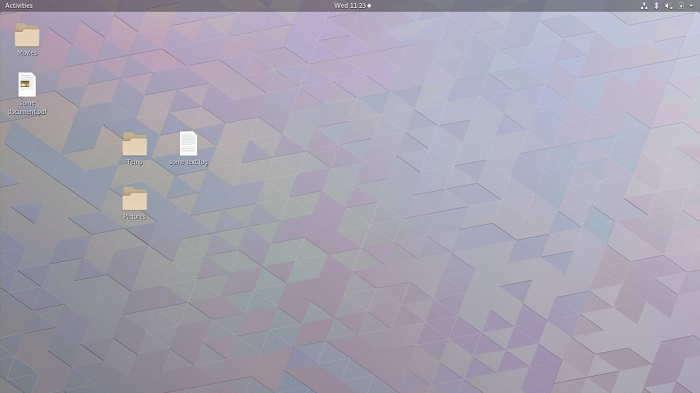 GNOME 3 30 desktop icon ship with Nautilus integration, support Wayland
