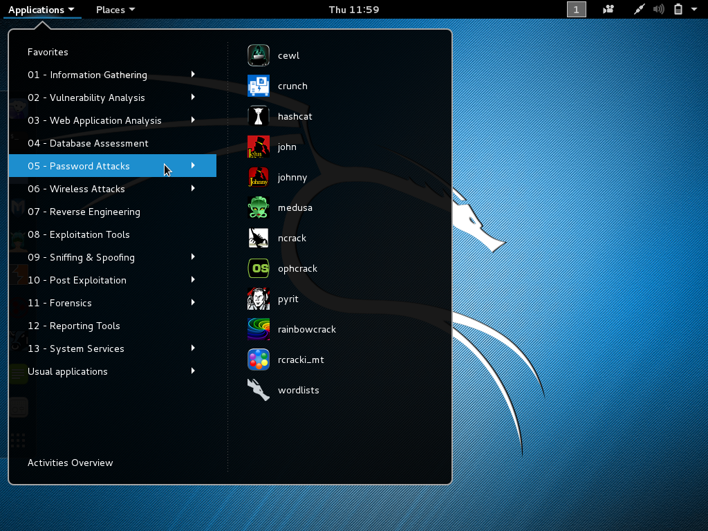 Kali Linux 2018 3 Release: Linux Kernel 4 17, New Tools and Tool