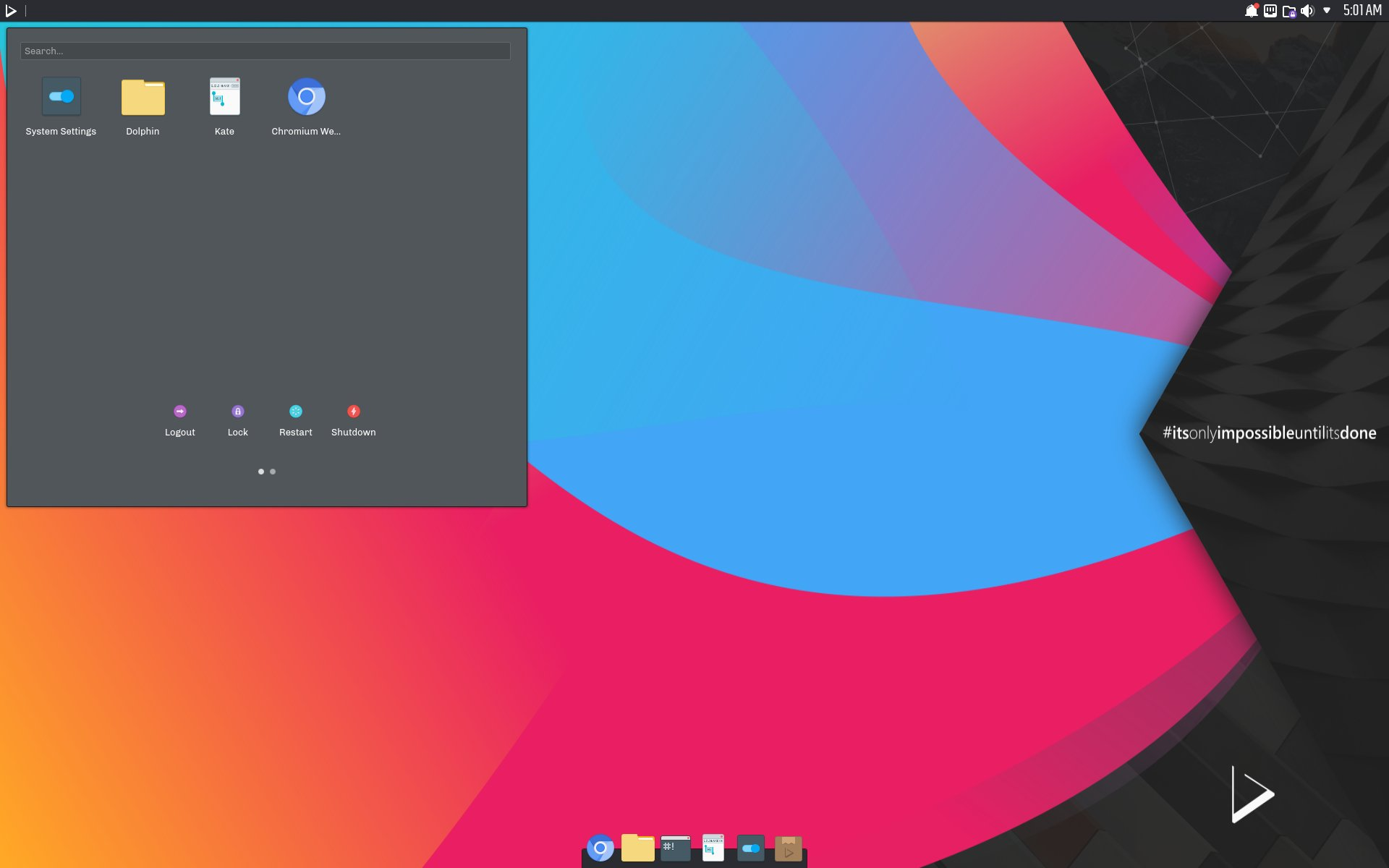 Top 7 Beautiful Linux Distributions In 2019 Infotech News