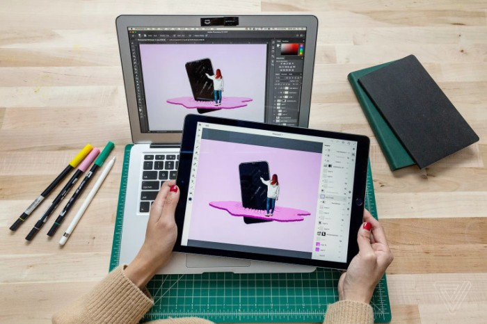 Adobe will launch Photoshop for iPad in 2019 • InfoTech News