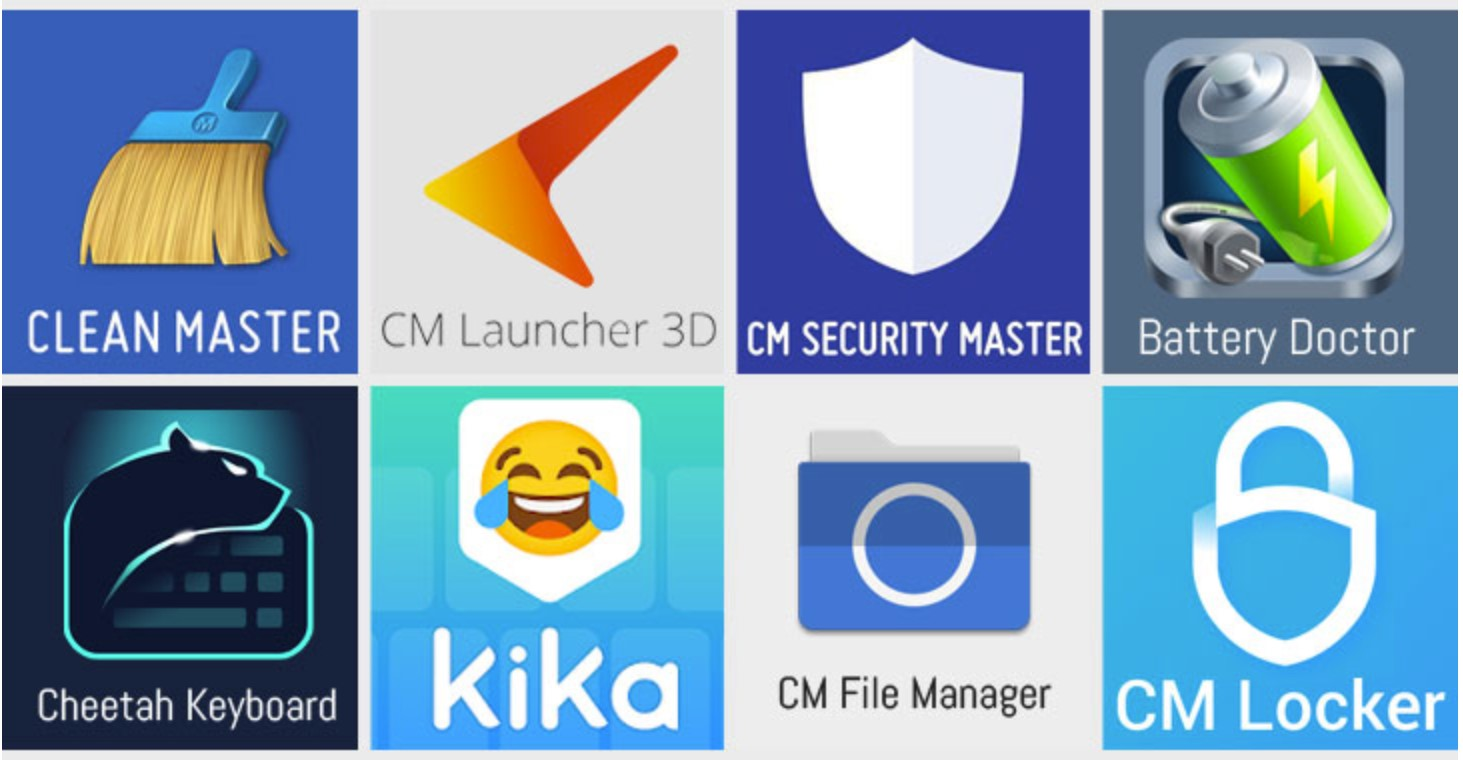 Eight Android apps advertising fraud