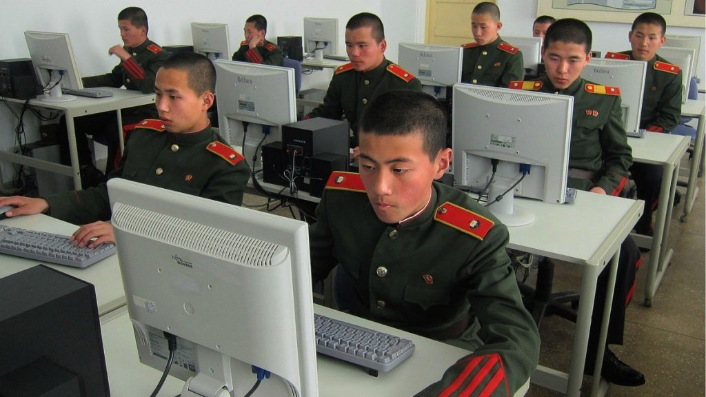 North Korean Hackers