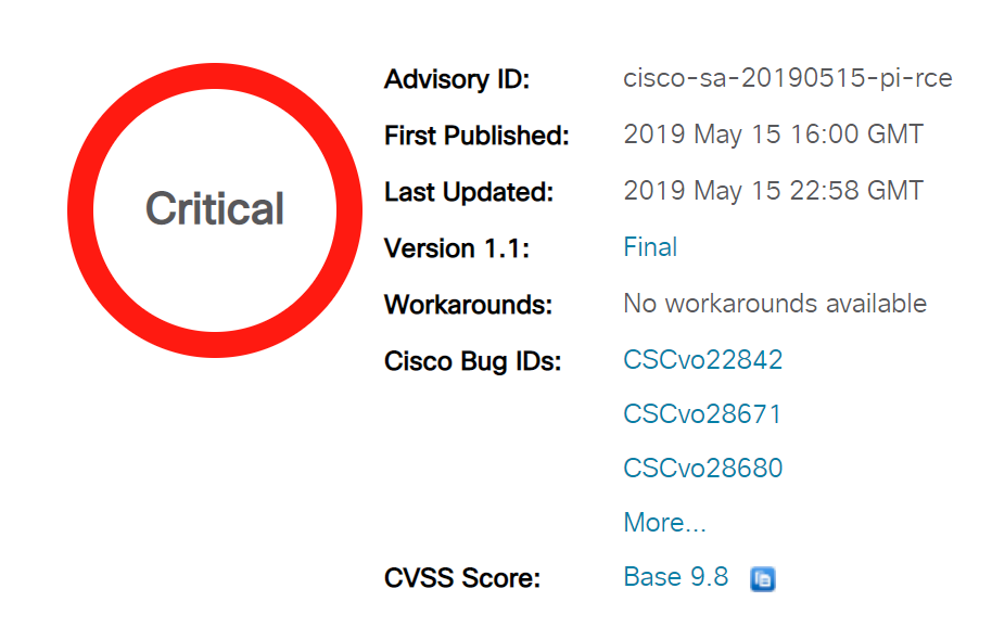 Cisco Prime Infrastructure and Evolved Programmable Network Manager
