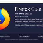 Firefox v67 official released: brings a lot of improvements
