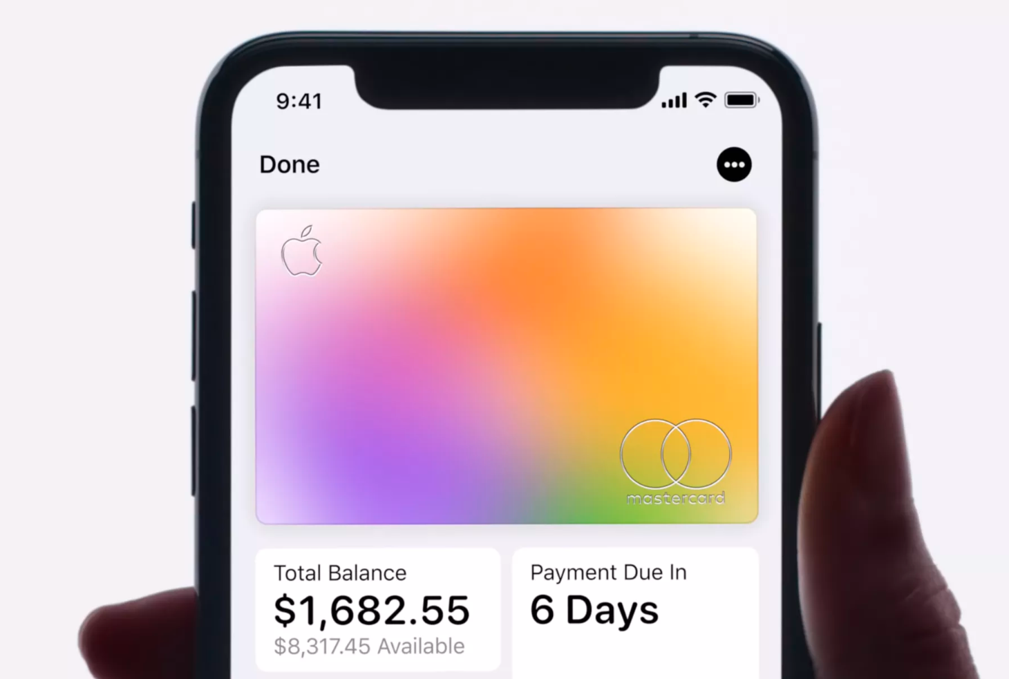 Apple Card cryptocurrency