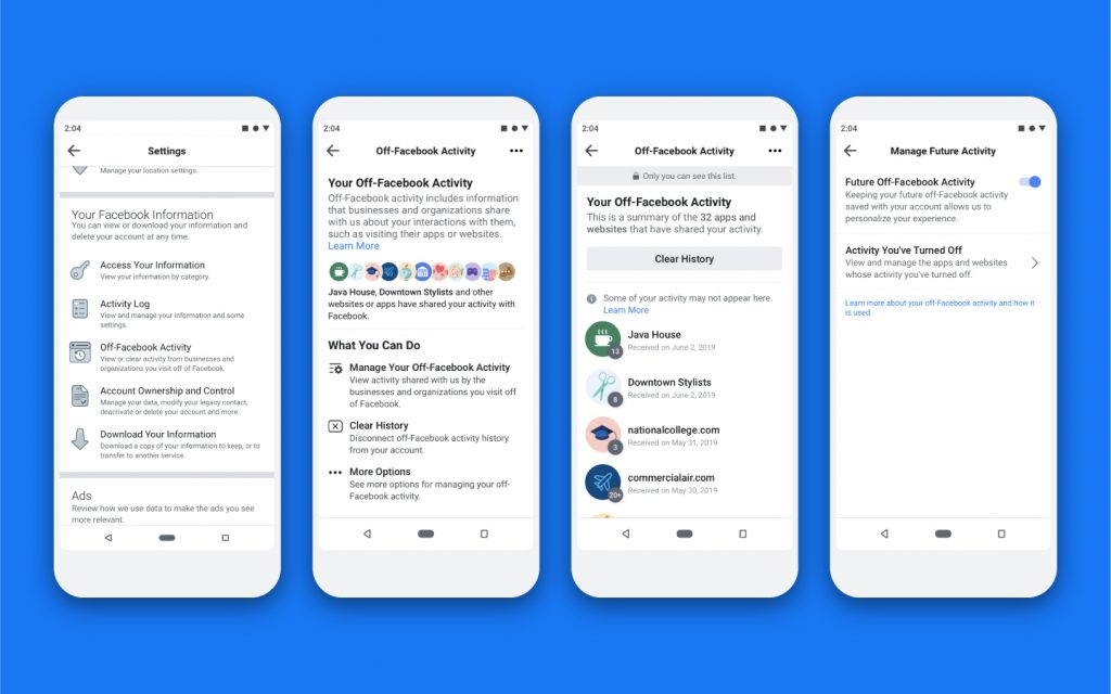 Facebook Privacy Tool
