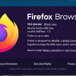 Firefox 70 releases: dark mode, new logo and more
