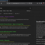 Scrollbars now adapt to pages' background colors in the latest Firefox Nightly