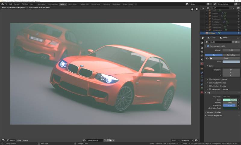 AMD releases new GPU rendering engine compatible with Blender