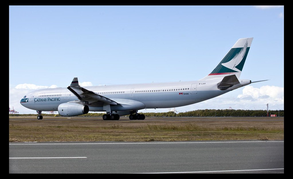 ICO has fined Cathay Pacific Airways £500,000 due to data breach