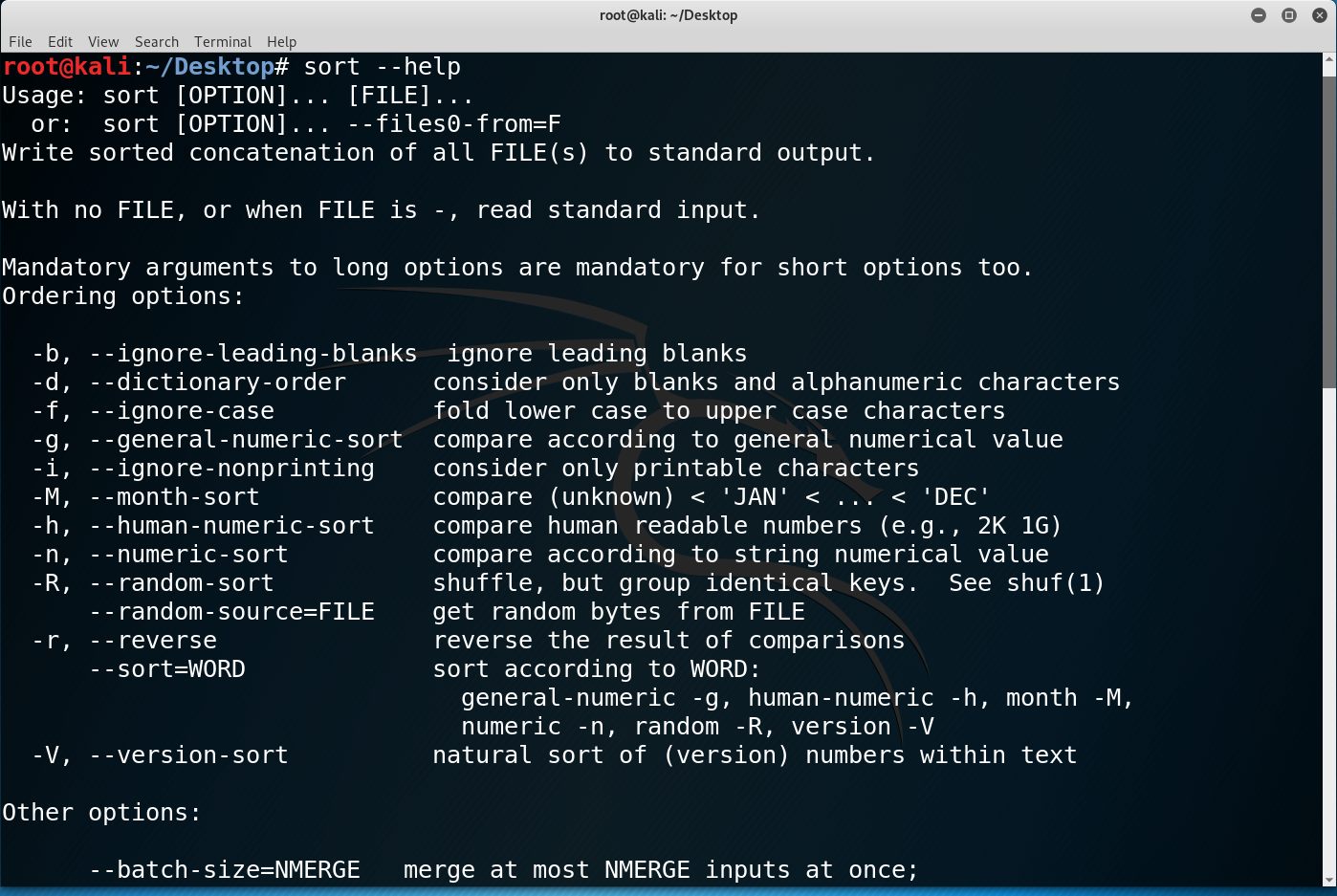 How to use sort and uniq command in Linux