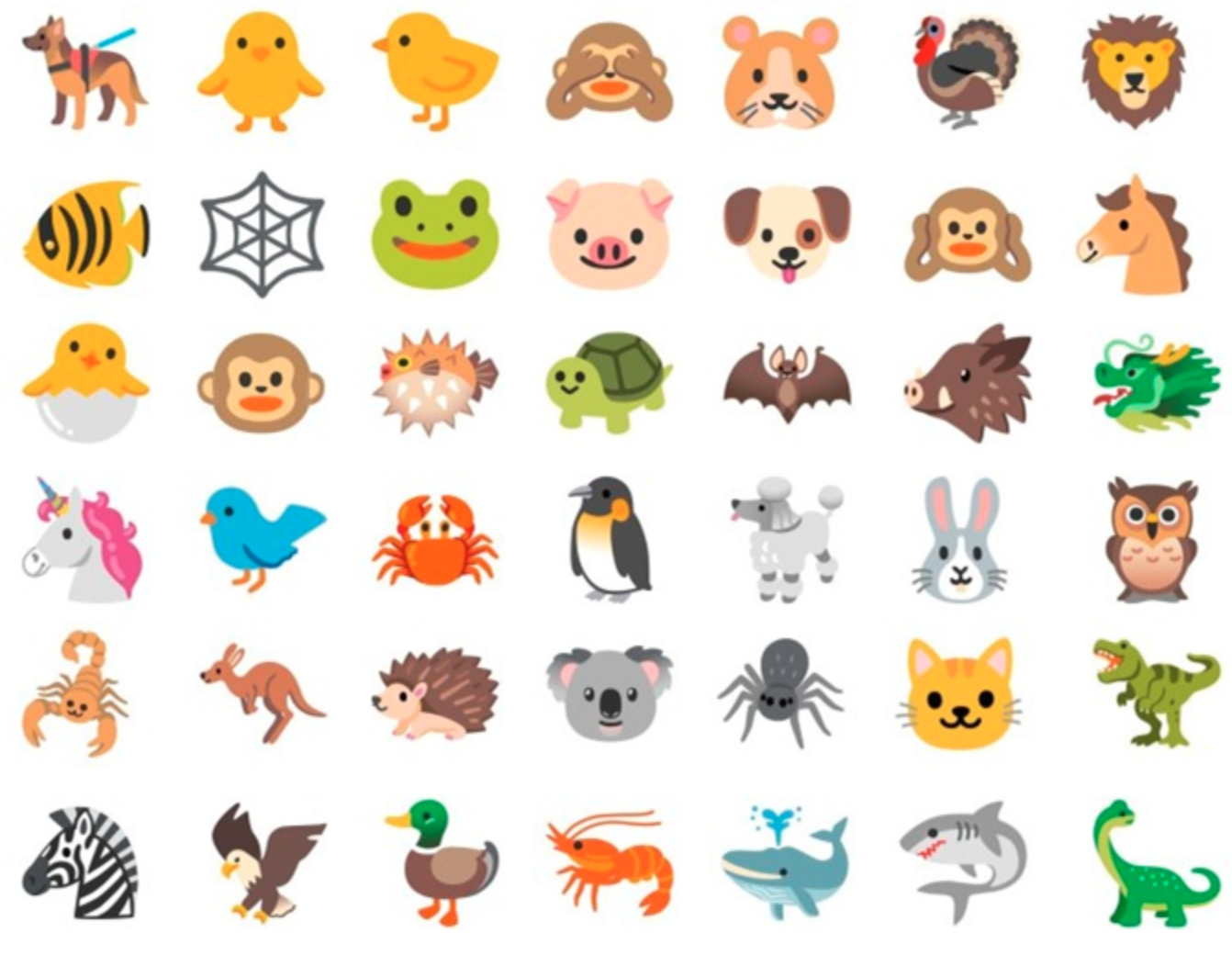 Google announces to add 117 new emojis to Android 11