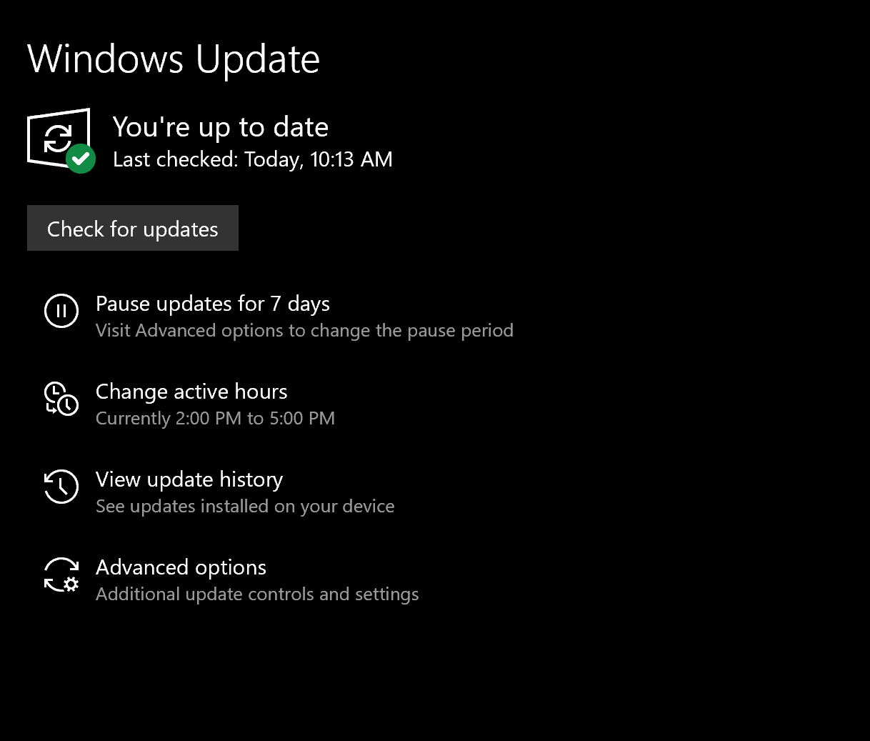 Windows 10 Versions 1903 and 1909 support WLS2