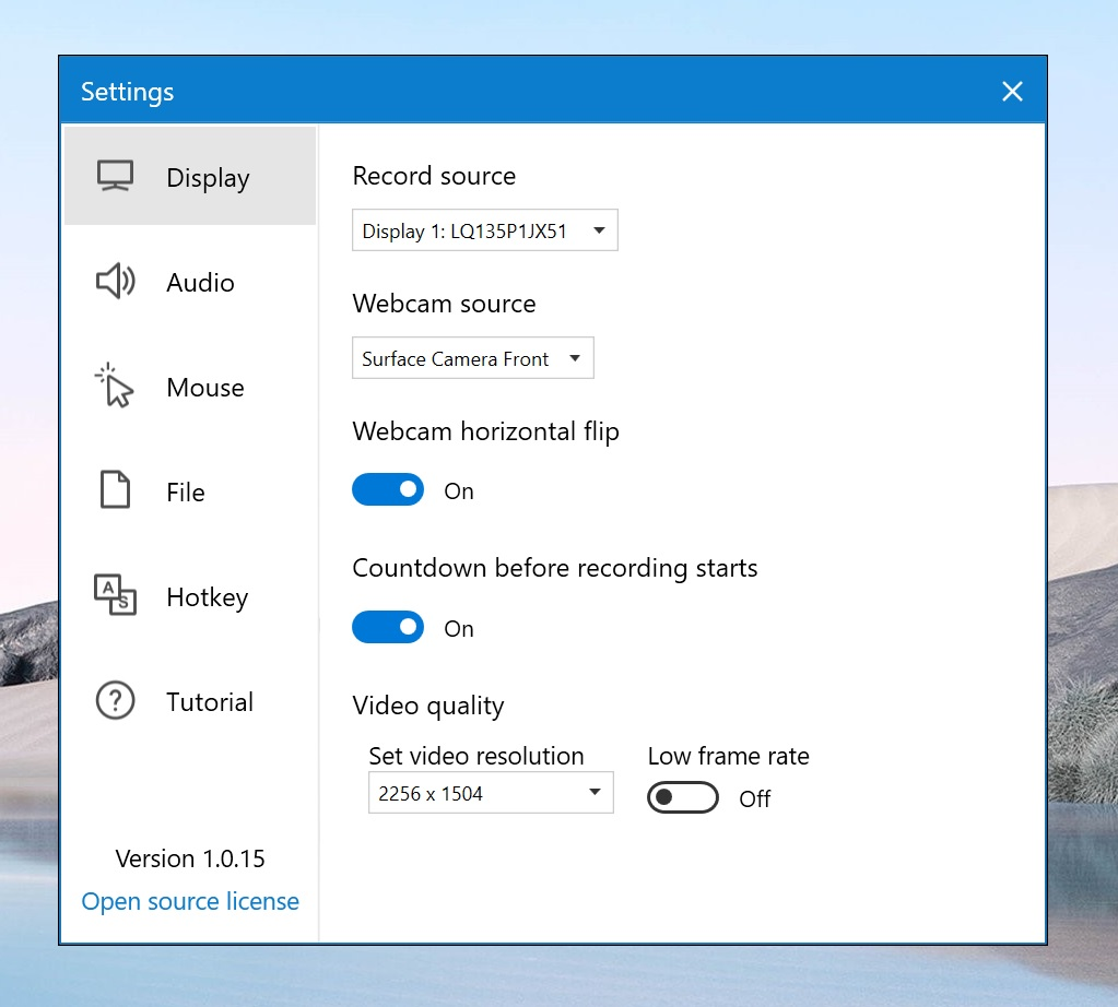 Samsung is developing a screen recording tool for Windows 10