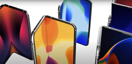 Apple foldable iPhone
