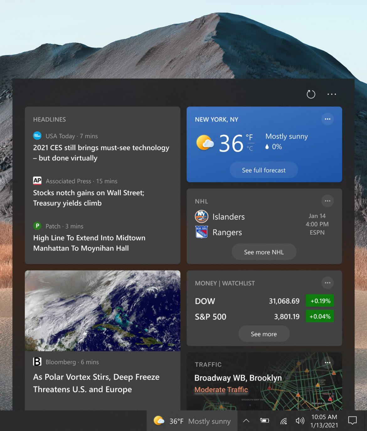 Windows 10 Insider Preview Build 21292 Releases