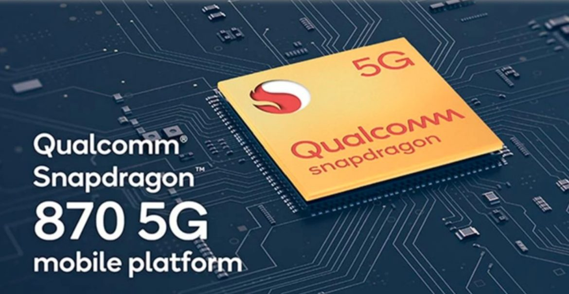 Qualcomm launches Snapdragon 870 5G